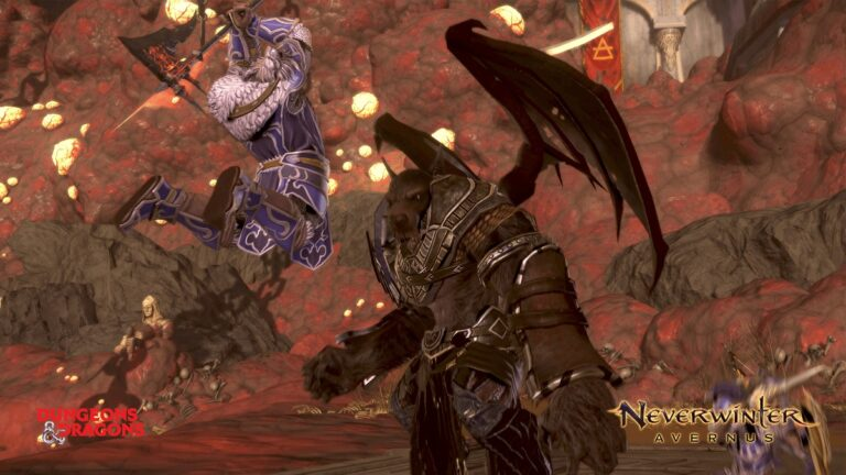 Neverwinter Avernus : arrivée de la Citadelle Repentie