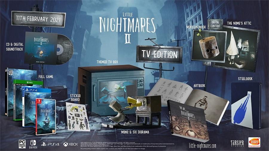 Little Nightmares 2 TV Edition