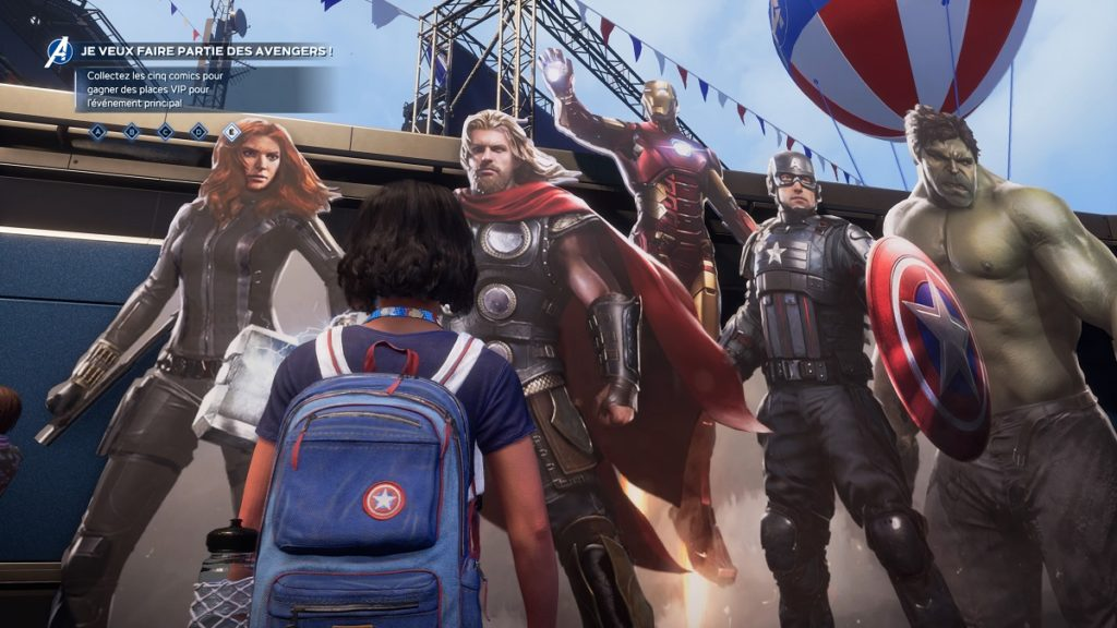 Marvel's Avengers Avis