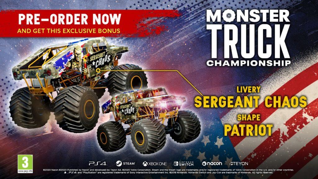 Monster Truck Championship Précommande