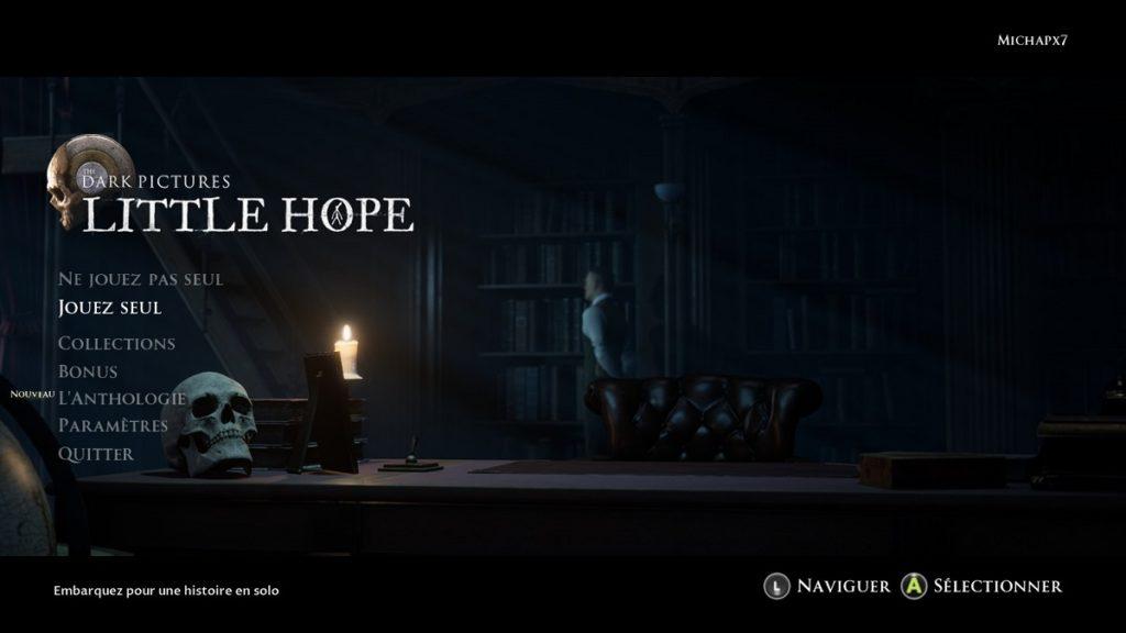 Little Hope Avis