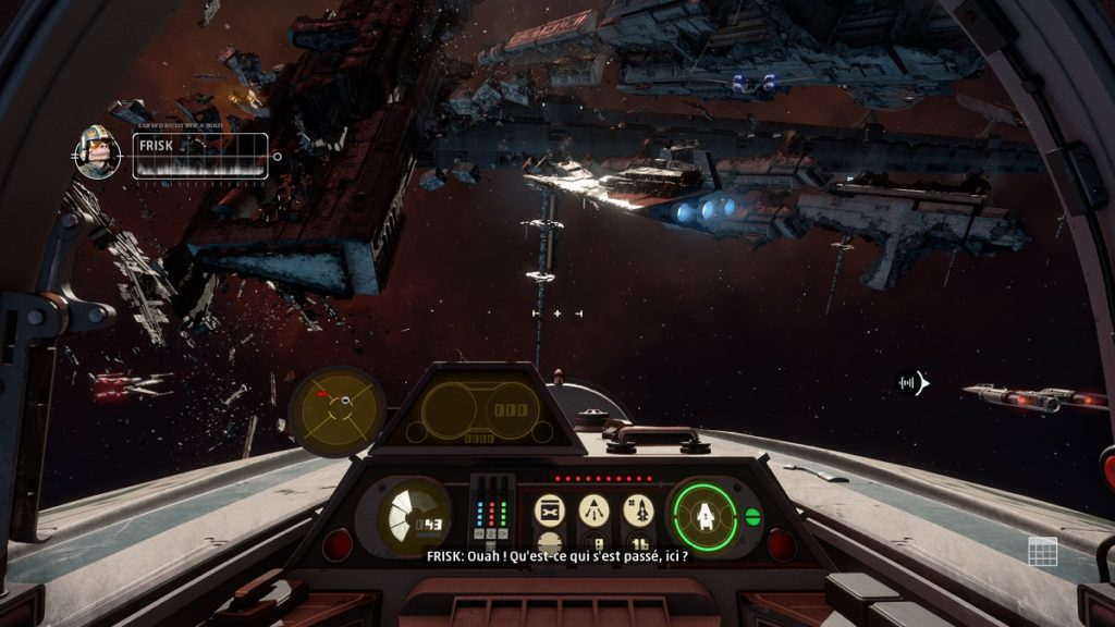 Star Wars Squadrons Avis