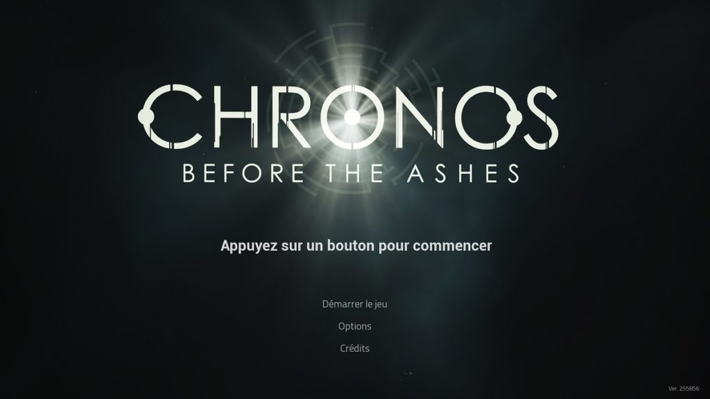 Avis Chronos Before the Ashes