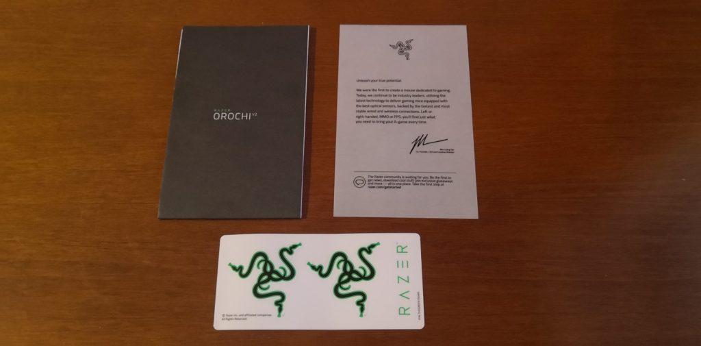 Avis Razer Orochi V2