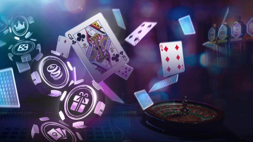 Casino En Ligne Illustration