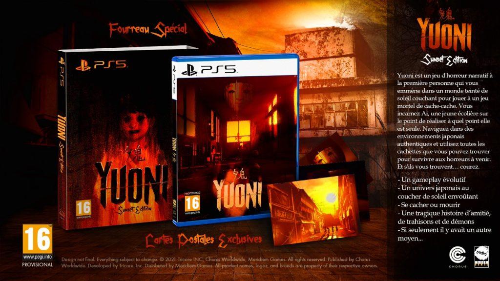 Yuoni Physique